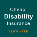 cheap disability insurance quote